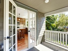 Window Installers Vero Beach - Impact Resistant French Doors Jupiter FL