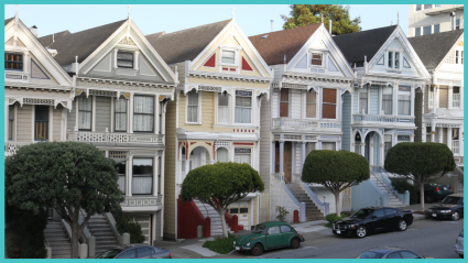 Bay-Windows-vs-Bow-Windows-Comparison-Pink-Ladies-San-Francisco