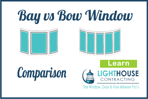 Bay Windows vs Bow Windows Comparison