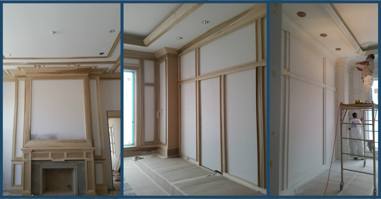 a go to millwork installation contractor for home builders remodeling